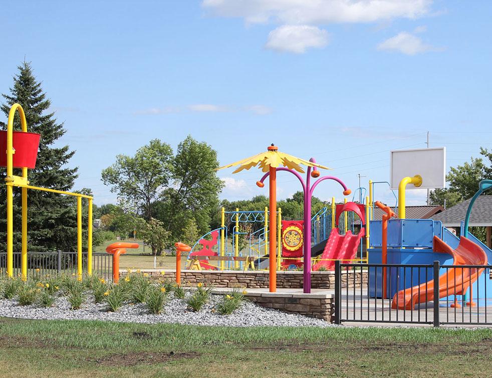 Landscape Architecture - Parks & Rec